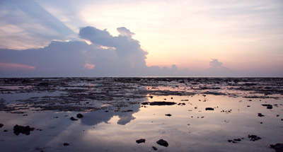 Sunrise at Havelock Andaman Islands India